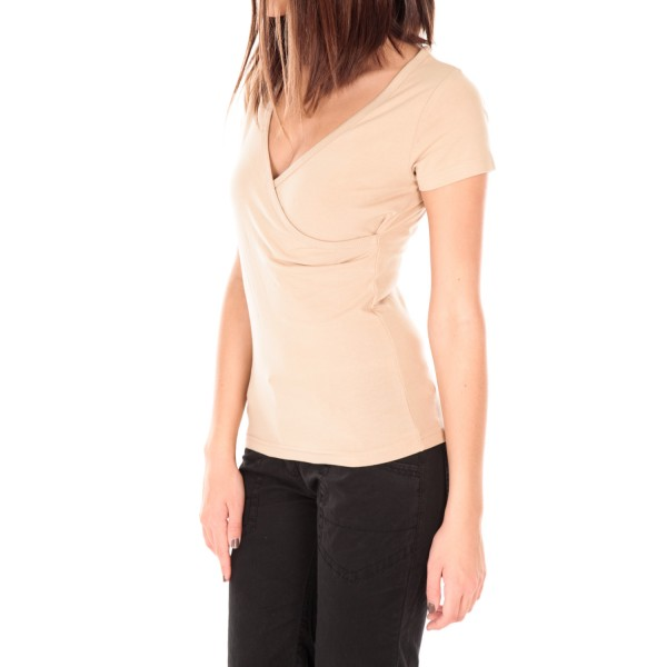 fringagogo t shirt femme pas cher t shirt femme d s 4 t shirt manches courtes t shirt col v. Black Bedroom Furniture Sets. Home Design Ideas