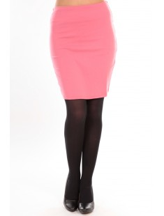 BEATE HW SHORT SKIRT Rose - vetement femme