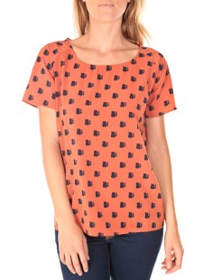 RACOON SOUTH HAMPTONS SS TOP EA Orange