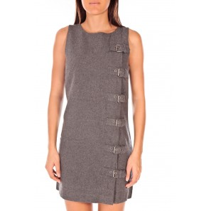 Robe Galexion SL Short Dress EA Gris