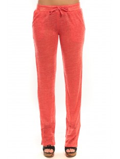 Pantalon By La Vitrine BLV01 Rouge - vetement femme
