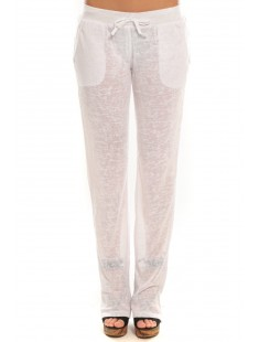 Pantalon By La Vitrine BLV01 Blanc