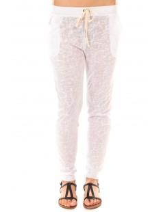 Pantalon American Vitrine Blanc - vetement femme
