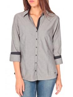 Basic oxford blouse - vetement femme