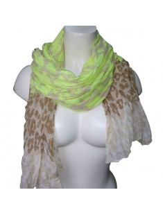 Ch&egrave;che Caty Vert fluo - vetement femme 