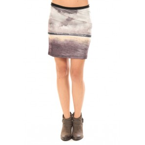 CLOUD HW MINI SKIRT Shopping Bag Jaune