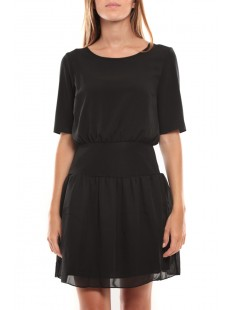 Minto 2/4 short dress Noir - vetement femme