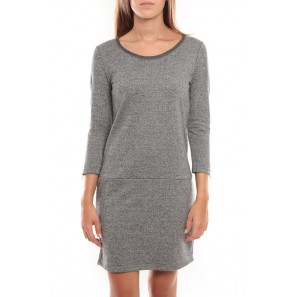Freya 3/4 Short Dress Argent