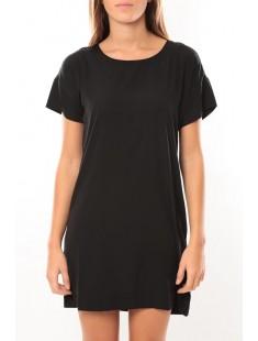 Reba ss mini dress 10100945 Noir/Bleu - vetement femme