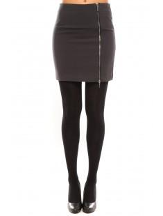 Jupe Goss NW Short Skirt 10098577 Gris - vetement femme