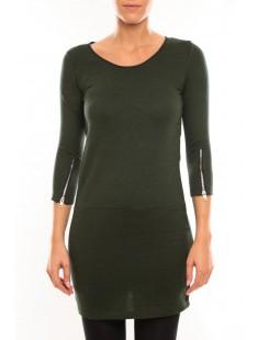 Robe Freya 3/4 Short Dress 10097250 Vert