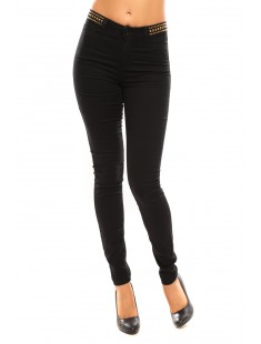 Pantalon Wonder NW Skinny Bead 10099955/34 - vetement femme