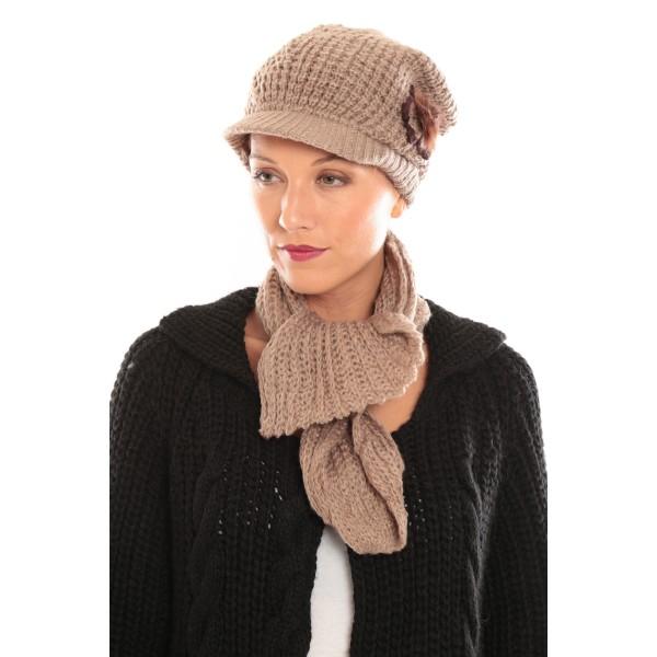 e11cadcf642 Lot bonnet echarpe femme - balbuzard-migration.fr