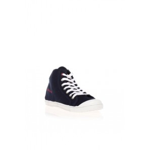 Baskets Uni LM Bleu