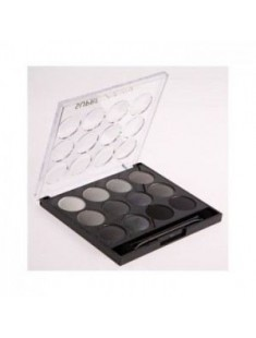 Supreme Make Up 12 ombres - maquillage femme