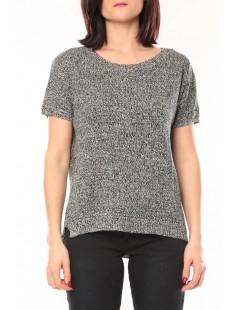 Tee shirt S13010 Noir - 1 acheté = 1 offert