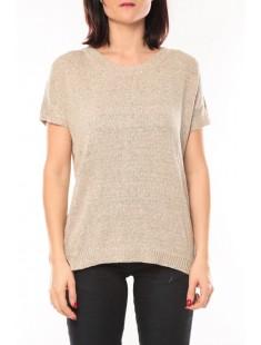 Tee shirt S13010 Taupe - 1 acheté = 1 offert
