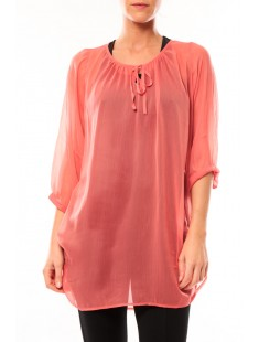 Tunic Katty Lee 3/4 10105918 Corail - vetement femme